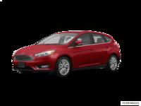 2016 Ford Focus Hatchback TITANIUM | Photo 3 | Ruby Red Metallic