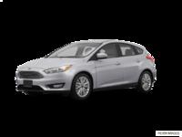 2016 Ford Focus Hatchback TITANIUM | Photo 3 | Ingot Silver Metallic