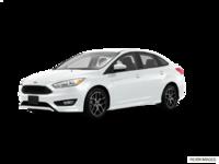 2016 Ford Focus Sedan SE | Photo 3 | Oxford White