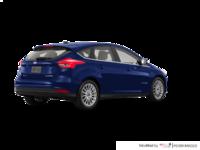 2016 Ford Focus Electric BASE | Photo 2 | Kona Blue Metallic