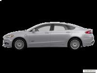 2016 Ford Fusion Energi SE | Photo 1 | Ingot Silver