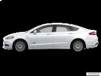 2016 Ford Fusion Energi SE | Photo 1 | Oxford White