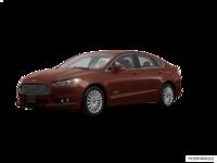 2016 Ford Fusion Energi SE | Photo 3 | Bronze Fire