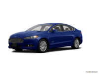 2016 Ford Fusion Energi SE | Photo 3 | Deep Impact Blue