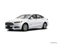 2016 Ford Fusion Energi SE | Photo 3 | White Platinum