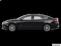 2016 Ford Fusion Energi TITANIUM | Photo 1 | Shadow Black