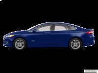 2016 Ford Fusion Energi TITANIUM | Photo 1 | Deep Impact Blue