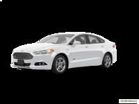 2016 Ford Fusion Energi TITANIUM | Photo 3 | White Platinum