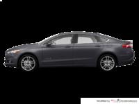 2016 Ford Fusion Hybrid TITANIUM | Photo 1 | Magnetic