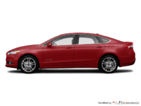2016 Ford Fusion Hybrid TITANIUM | Photo 1 | Ruby Red
