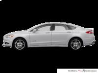 2016 Ford Fusion Hybrid TITANIUM | Photo 1 | Ingot Silver