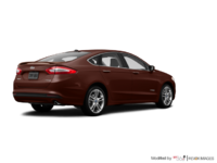 2016 Ford Fusion Hybrid TITANIUM | Photo 2 | Bronze Fire