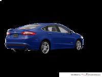 2016 Ford Fusion Hybrid TITANIUM | Photo 2 | Deep Impact Blue
