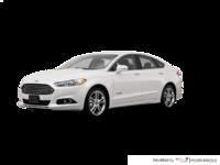 2016 Ford Fusion Hybrid TITANIUM | Photo 3 | White Platinum