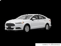 2016 Ford Fusion S | Photo 3 | Oxford White