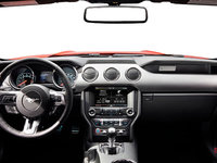 2016 Ford Mustang EcoBoost Premium | Photo 3 | Dark Saddle Leather