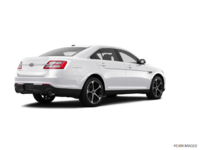 2016 Ford Taurus SEL | Photo 2 | White Platinum