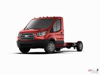 Ford Transit CC-CA FOURGON TRONQUÉ 2016