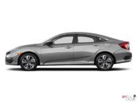 2016 Honda Civic Sedan EX-T | Photo 1 | Lunar Silver Metallic