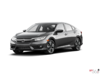 2016 Honda Civic Sedan EX-T | Photo 3 | Modern Steel Metallic