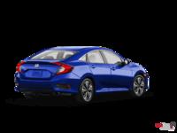 2016 Honda Civic Sedan EX-T | Photo 2 | Aegean Blue Metallic