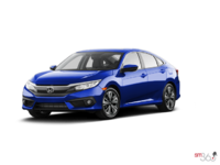 2016 Honda Civic Sedan EX-T | Photo 3 | Aegean Blue Metallic