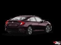 2016 Honda Civic Sedan EX-T | Photo 2 | Burgandy Night Pearl