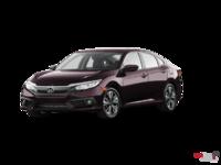 2016 Honda Civic Sedan EX-T | Photo 3 | Burgandy Night Pearl