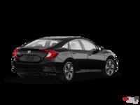 2016 Honda Civic Sedan EX-T | Photo 2 | Crystal Black Pearl