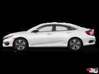 2016 Honda Civic Sedan EX-T | Photo 1 | White Orchard Pearl