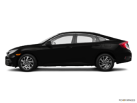 2016 Honda Civic Sedan EX | Photo 1 | Crystal Black Pearl