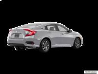 2016 Honda Civic Sedan EX | Photo 2 | Lunar Silver Metallic