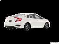 2016 Honda Civic Sedan EX | Photo 2 | White Orchard Pearl