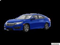 2016 Honda Civic Sedan EX | Photo 3 | Aegean Blue Metallic