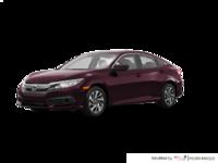 2016 Honda Civic Sedan EX | Photo 3 | Burgandy Night Pearl