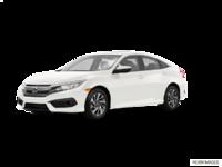 2016 Honda Civic Sedan EX | Photo 3 | White Orchard Pearl