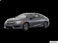 2016 Honda Civic Coupe LX | Photo 3 | Modern Steel Metallic