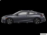 2016 Honda Civic Coupe TOURING | Photo 1 | Modern Steel Metallic
