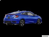 2016 Honda Civic Coupe TOURING | Photo 2 | Aegean Blue Metallic
