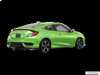 2016 Honda Civic Coupe TOURING | Photo 2 | Energy Green Pearl