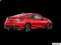 2016 Honda Civic Coupe TOURING | Photo 2 | Rallye Red