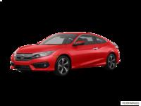 2016 Honda Civic Coupe TOURING | Photo 3 | Rallye Red