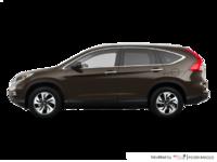 2016 Honda CR-V TOURING | Photo 1 | Kona Coffee Metallic