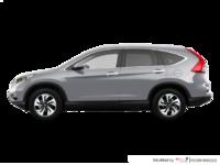 2016 Honda CR-V TOURING | Photo 1 | Alabaster Silver Metallic