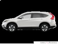 2016 Honda CR-V TOURING | Photo 1 | White Diamond Pearl