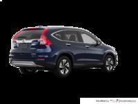 2016 Honda CR-V TOURING | Photo 2 | Obsidian Blue Pearl