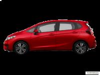 2016 Honda Fit EX-L NAVI | Photo 1 | Milano red