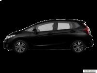 2016 Honda Fit EX-L NAVI | Photo 1 | Crystal Black Pearl