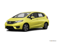 2016 Honda Fit EX-L NAVI | Photo 3 | Mystic Yellow Pearl