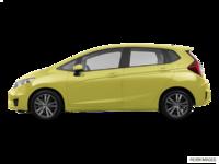 2016 Honda Fit EX | Photo 1 | Mystic Yellow Pearl